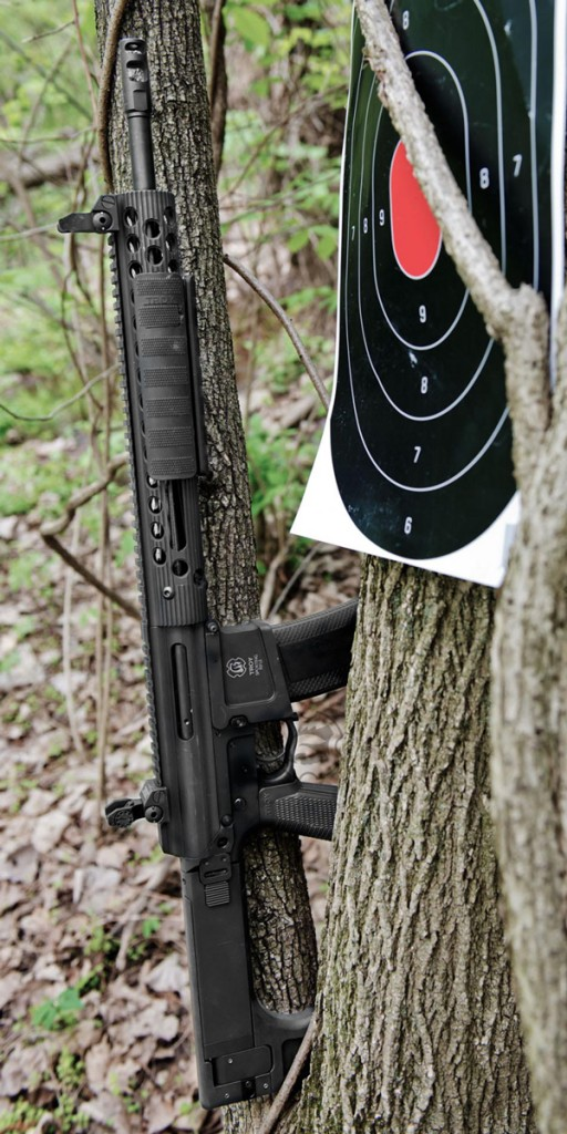 Troy Sporting Rifle: Pump-Action